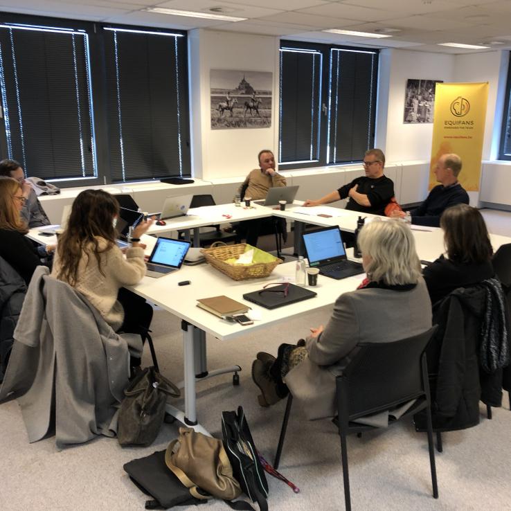 Het bestuur van de Belgian Equine Practitioners Society